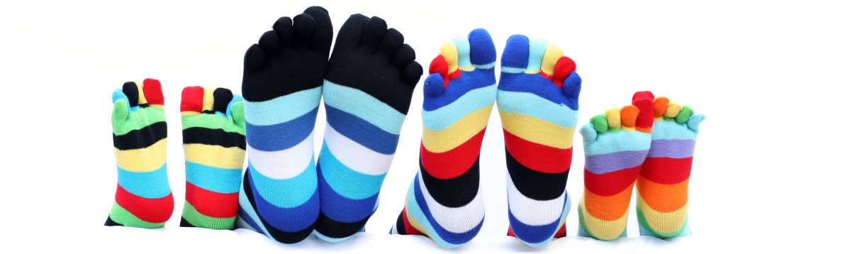 iStock 000004001004 Large COLORFUL SOCKS CROP